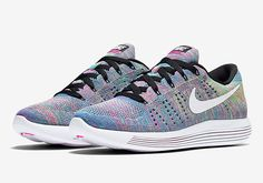 bd35753452 Nike LunarEpic Flyknit Low Multicolor | SneakerFiles Nike Shoes Cheap,  Running Shoes Nike, Nike