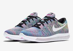 Nike LunarEpic Flyknit Low Multicolor | SneakerFiles