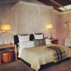Inspiração de um quarto aconchegante para esse frio!