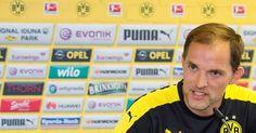 Berita Bola: Dortmund Kehilangan Tiga Bintang, Ini Penjelasan Tuchel -  http://www.football5star.com/liga-jerman/dortmund/berita-bola-dortmund-kehilangan-tiga-bintang-ini-penjelasan-tuchel/78508/