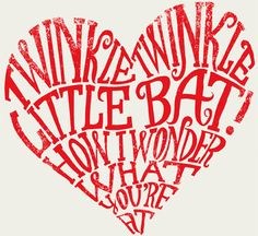 Alice in Wonderland | Twinkle Twinkle Little Bat! How I Wonder What You're At