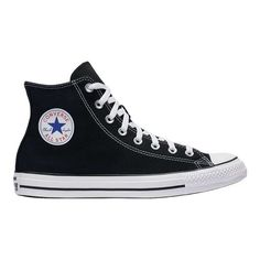 8bcde0d5092b Converse Chuck Taylor All Star High Top Sneaker - Black Sneakers