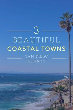 3 Beautiful Towns To Explore in San Diego County! +Video