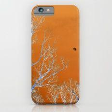 Orange Sky iPhone 6 Slim Case