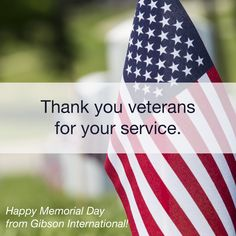 Happy Memorial Day to your family from our team! Our offices will be closed in observance of the holiday.