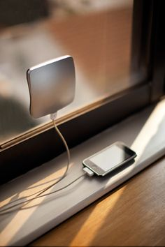 Tapping into the power of the sun to recharge electronics? That's the brilliantly simple and simply brilliant idea behind this innovative product. The Solar window Charger by XD Design is a great environmental choice, but more important, it's pretty, too.