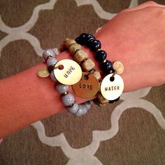 Simbi bracelets #SimbiHaiti