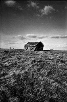 Raymond Depardon U.S.A. South Dakota. Badlands. 1999.