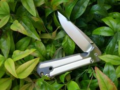 CRK Small Sebenza 21 w/ mammoth inlay Unique Knives, Swiss Army Knife, Weapons, Blade, Survival, Swiss Army Pocket Knife, Weapons Guns, Guns, Weapon