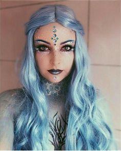 Doll Makeup, Fairy Makeup, Makeup Art, Eye Makeup, Cosplay Pov, Crayon Eyeliner, Laura Mercier, Coachella Makeup, Eyelash Kit