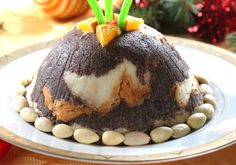Christmas Eve, Pudding, Cake, Food, Custard Pudding, Kuchen, Essen, Puddings, Meals