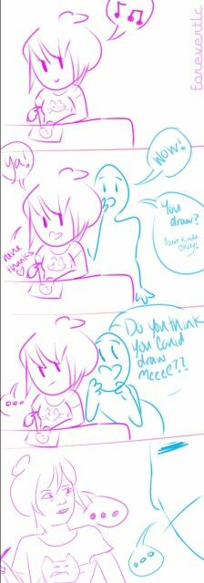 I made a comic to express my thoughts on the matter~ lol (By @ccox1367)