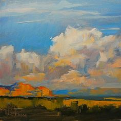 """Under a Southwest Sky III"" - Melanie Thompson"