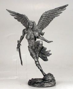 Thief of Hearts # 3 - Fallen Angel - Visions in Fantasy - Miniature Lines