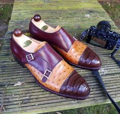Ascot Shoes — Anyone size US10 and crazy about exotics? how...