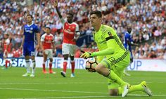 Thibaut Courtois open to new deal at Chelsea