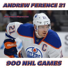 Andrew Ference Reaches 900 NHL Games | Spyder Sports Lounge