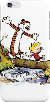 Calvin and Hobbes 8 Snap Case for iPhone 6 & iPhone 6s