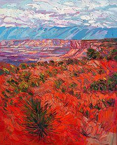 Canyonlands Vista by Erin Hanson