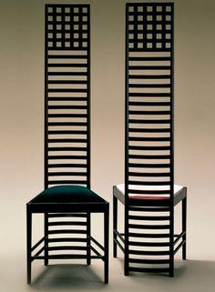 Charles Rennie Mackintosh - Hill House