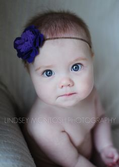 6 month baby picture ideas | ... of a six month old baby girl ATLANTA BABY PHOTOGRAPHER | 6 MONTHS