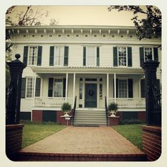 Montgomery Alabama,   White House of the Confederacy