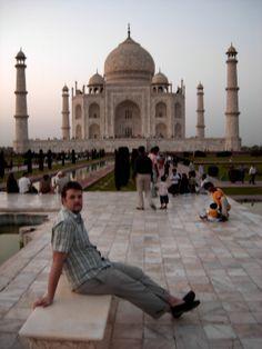 At the Taj, Agra Agra, Taj Mahal, Country, Building, Travel, Voyage, Rural Area, Buildings, Viajes