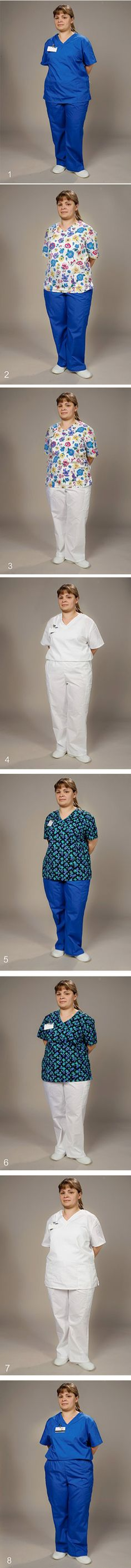 How can we take #nurses seriously when they are dressed in pyjamas?': New push to re-formalize nurses attire.