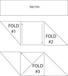 Ispirata da tanti tutorial e articoli visti in questi giorni sul web ho deciso di cimentarmi nella realizzazione di una Origami Bento Ba...