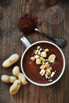 Kardamonovy: Kasza manna z kakao