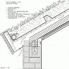 Tetti in legno 2 particolari costruttivi pinterest for Tetto in legno dwg