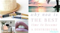 Want to know why RIGHT NOW is the best time to become a SeneGence Distributor?  Why you have a HUGE advantage even when certain products are out of stock?  Read my article for more info. about why becoming a SeneGence and LipSense Distributor is the way to go :)
