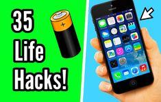 35 AMAZING Life Hacks Everyone Should Know! - YouTube