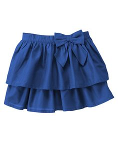 Tiered Ruffle Skirt at Gymboree  Collection Name: Pocketful of Sunshine (2015)