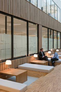 link arkitektur: head office for storebrand, lysaker