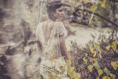 Vestidos de noiva de Laure de Sagazan 2013. #casamento #vestidodenoiva #boho-chic