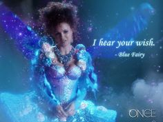 The Blue Fairy/Mother Superior   Once Upon A Time  copyrighted by the American Broadcasting Company