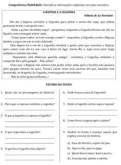 ATIVIDADES PARA APOIO PEDAGÓGICO