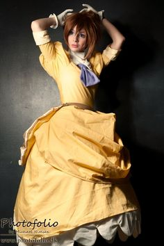 I can't do a thing with it in this humidity though by ~Liv-is-alive - Awesome Jane Porter cosplay