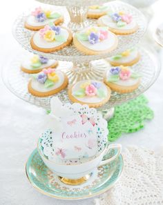 A magical tea party by amy of A Dazzle Day, printables by www.taniasdesignstudio.etsy.com