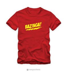 The Big Bang Theory: Bazinga