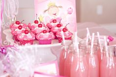 Pinkalicious Birthday Party