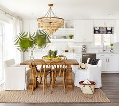 This is my new favorite kitchen! How pretty is this outdoor space ? You can shop the details here . It's amazing ...