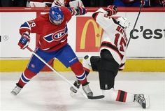 New Jersey Devils vs. Montreal Canadiens - Photos - January 27, 2013 - ESPN FIRST STAR: #79 Andrei Markov, Canadiens