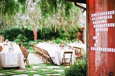 Vintage Outdoor Wedding Ideas