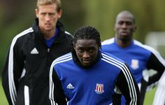 Kenwyne Jones bunks off Stoke training to play football: Stoke City forward Kenwyne Jones has been spending less and less time in training, according to reports from the Britannia Stadium, frequently choosing to spend his time playing football instead.