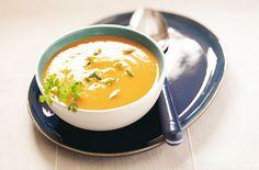 Süßkartoffelsuppe - Schrot und Korn - Das Kundenmagazin für den Naturkosthandel