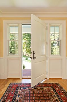 What Are Some Feng Shui Tips For A Strong Front Door