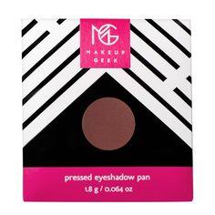 Makeup Geek Eyeshadow Pan in Bitten