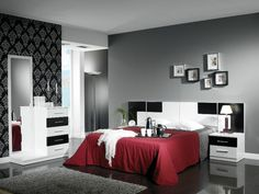 1000 images about dormitorio on pinterest principal - Colores para dormitorios matrimoniales ...